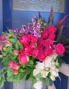 Floral designer bouquet