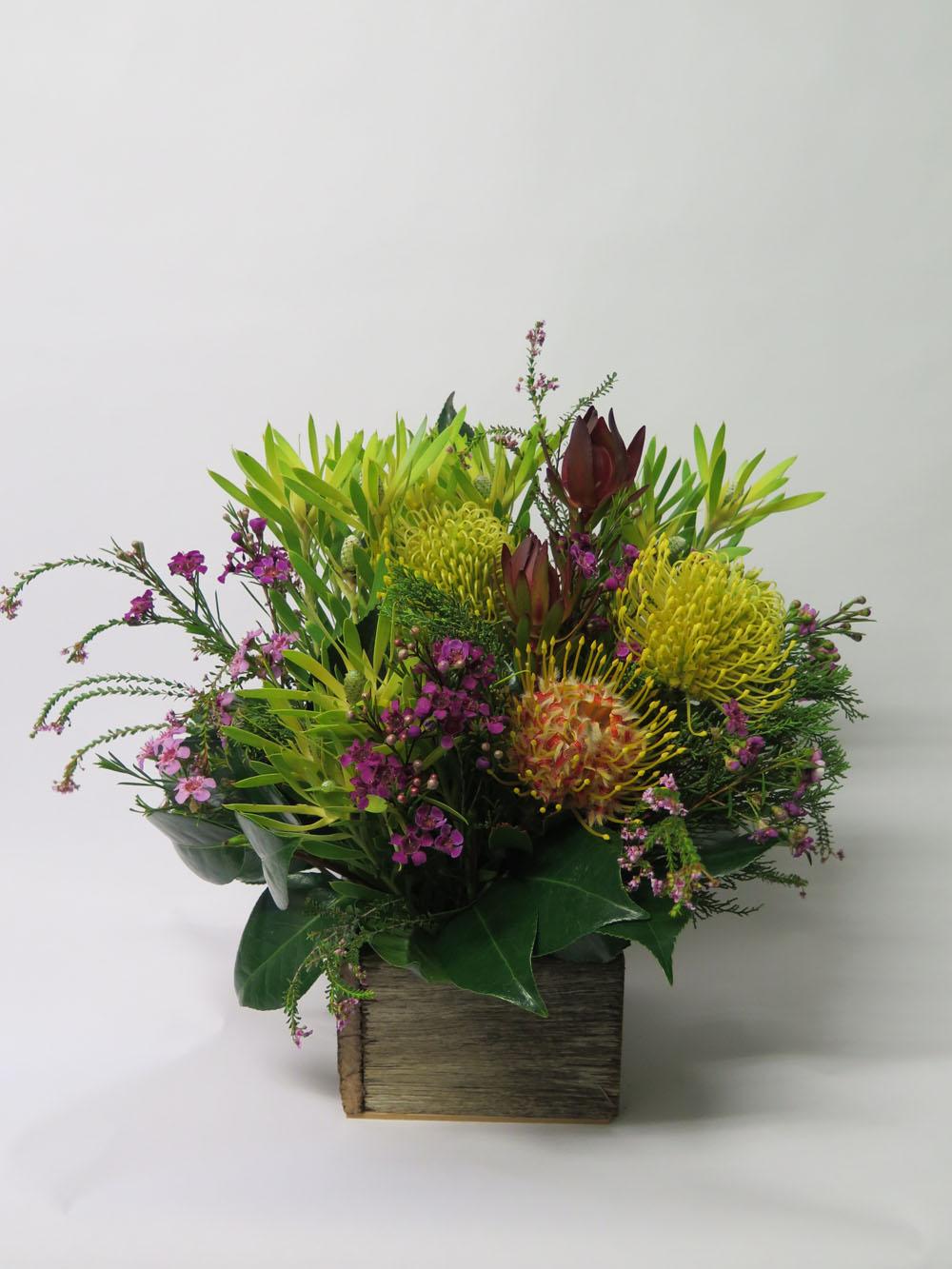 Native box oatley house of flowers izmirmasajfo